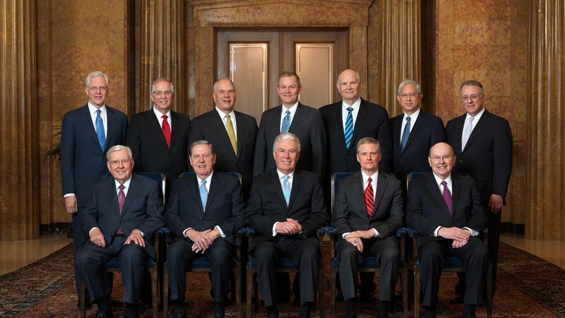 Vedúci zbor Mormónov